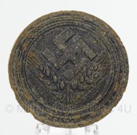 WO2 Duitse RAD Reichsarbeitsdienst borsche fur weiblichen Jugend - bodemvondst - origineel