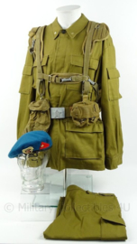 Russische leger Parachutisten uniform set - Afghanistan oorlog - maat 54 - origineel