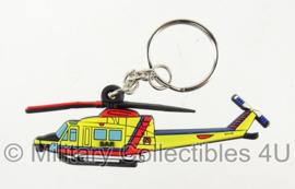 KLU SAR Search and Rescue sleutelhanger - nieuw - origineel