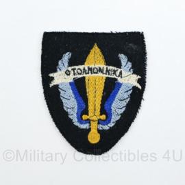Griekse leger Commando embleem zeldzaam 1st Raider Paratrooper Brigade - origineel
