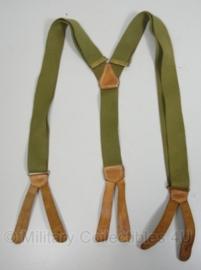 KL Vintage bretels, MVO Nederlands jaren 50 - origineel