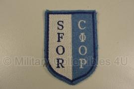 SFOR patch - origineel