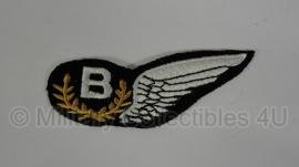 WW2 RAF Bombardiers wing