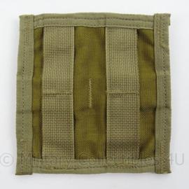 KL Nederlandse leger en US Army Horizontal pouch ADP Eagle Industries - ongebruikt - 12,5 x 12 x 0,2 cm - origineel