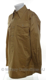 WO2 Duits SA overhemd met schouderstukken - replica