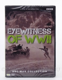 DVD Eyewitness of WWII