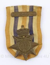 KL medaille - Orde-Vrede 1949 Ereteken voor Orde en Vrede - origineel
