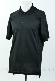 5.11 TACTICAL PERFORMANCE SHORT SLEEVE POLO - Black - Small - origineel