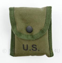 US Vietnam oorlog Case First Aid - 11,5 x 9,5 x 3 cm - nieuw -  Replica