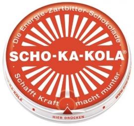 Scho-Ka-Kola chocolade 100 g