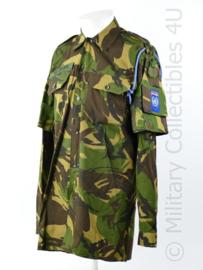 Kmar Marechaussee woodland MP missie uniform - maat 8000/9095 - origineel
