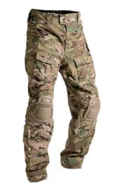 Tactical multicamo broek met kniebescherming - KL Nederlandse leger huidig model - NIEUW in verpakking - maat 30 t/m 36 - nieuw gemaakt