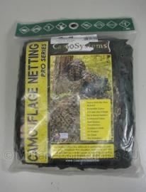 Camo Net Pro Woodland 2,4m x 3,0m