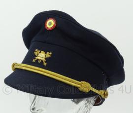 Belgische brandweer leger pet - maat 54 1/2 - origineel