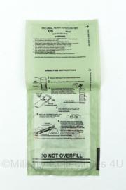 US Army MRE rantsoen heater - origineel