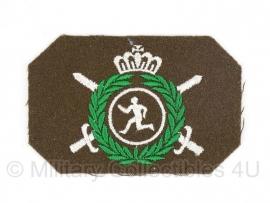 LO sport MVD - insigne oud model - origineel