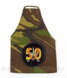KL Nederlandse leger armband - woodland - 50 jaar Stoottroepen 1944/1994 - origineel