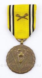 """Belgische """"Burgerdeelname oorlog 1940 -1945"""" bronze medaille - Origineel"""