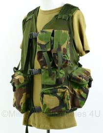 Britse Leger tactical PLCE vest met tassen - DPM camo - in topstaat - origineel