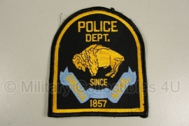 Omaha Nebr. Police patch - origineel