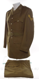 Australische leger DT jas en broek Corporal - maat Small - origineel