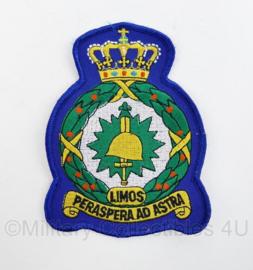 Klu Luchtmacht LIMOS  Instructie en Militaire Opleidingen School - 13 x 10 cm - origineel