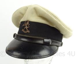 Nederlandse Korps Rijkspolitie pet met leeuw - jaren 50 - maat 57 - origineel