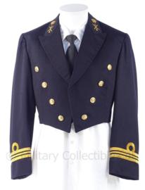 "KM Koninklijk Marine gala uniform jasje officier rang ""Luitenant ter zee der 1ste klasse"" - maat M - origineel"