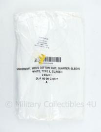 US Army undershirt Mans White - nieuw in verpakking - maat XL - origineel