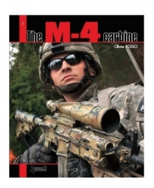The M4 Carbine book ( Oliver Rosso)
