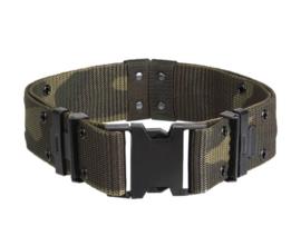 US Army model Koppel LC2 Nylon - nieuw gemaakt - WOODLAND