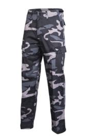 Tactical trouser BDU - Dark Camo