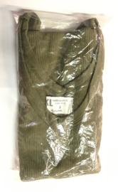 KL Nederlandse leger onderhemd - groen - nieuw in verpakking - maat 6 = Extra Large - origineel
