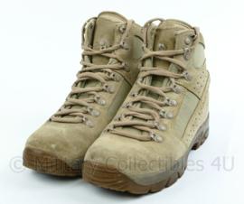Nederlandse leger Meindl Desert schoenen - maat 250B = 40B - Origineel