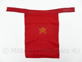 Defensie halsdoek KMS Koninklijke Militaire School -  origineel