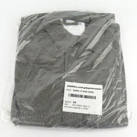 KLU Koninklijke Luchtmacht grijs/ groen zomer werkoverall - nieuw in verpakking - maat 52, 56 of 58 - origineel