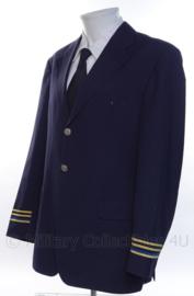 KLM  Teamleider Omdraaiteam uniform jasje - maat 50 - origineel