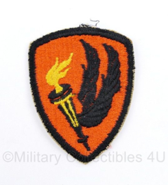 US Army Aviation training command patch cut edge - 7 x 5 cm - origineel