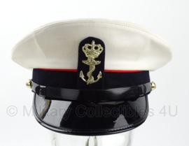 Korps Mariniers platte pet - nieuw model - maat 54 - origineel