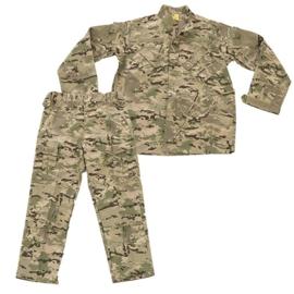 Oekrainse leger RIPSTOP field jacket en trousers SET multicamo - nieuwstaat  - origineel