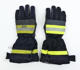 Brandweer handschoenen - merk Seiz Fire Fighter met Goretex - maat 10  - origineel