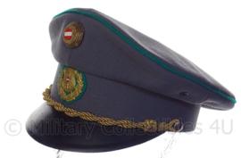 Oostenrijkse leger pet - grijs - maat 55 1/2 - Origineel