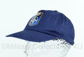 Baseball cap NRF Nato NATO Response Force   - one size - Origineel