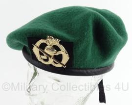 Baret (nieuw gemaakt) met KCT Commando insigne