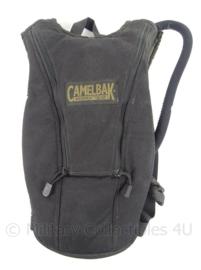 Camelbak zwart Stealth waterrugzak - gebruikt - afmeting 44 x 22 x 2 cm - origineel