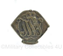 Speld Regiment Johan Willem Friso - 2 x 2 cm - origineel