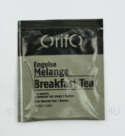 Rantsoen Orifo Engelse Melange breakfast tea - BBE 2-2023