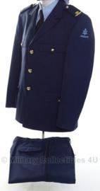 KLU Luchtmacht uniform SET - Soldaat der 1e klasse - maat 49 - huidig model - origineel