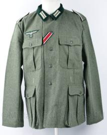 M36 Heer Feldbluse INCLUSIEF insignes - meerdere maten
