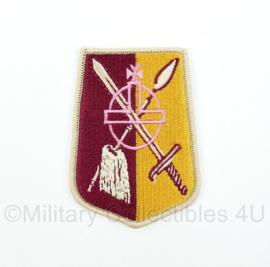 KL Nederlandse leger Nieuw Guinea 1950-1962 embleem - 8 x 6 cm